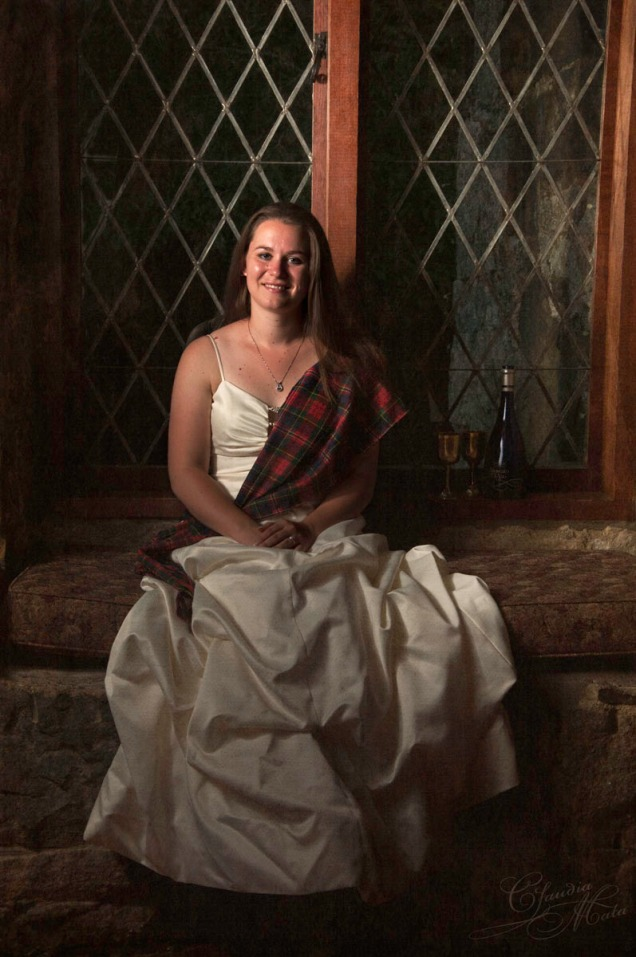 Fine Art Bride Portrait