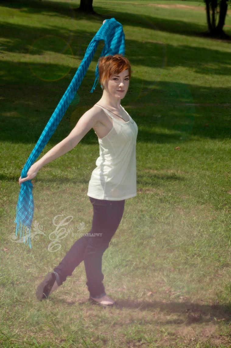 Ballerina Photoshoot