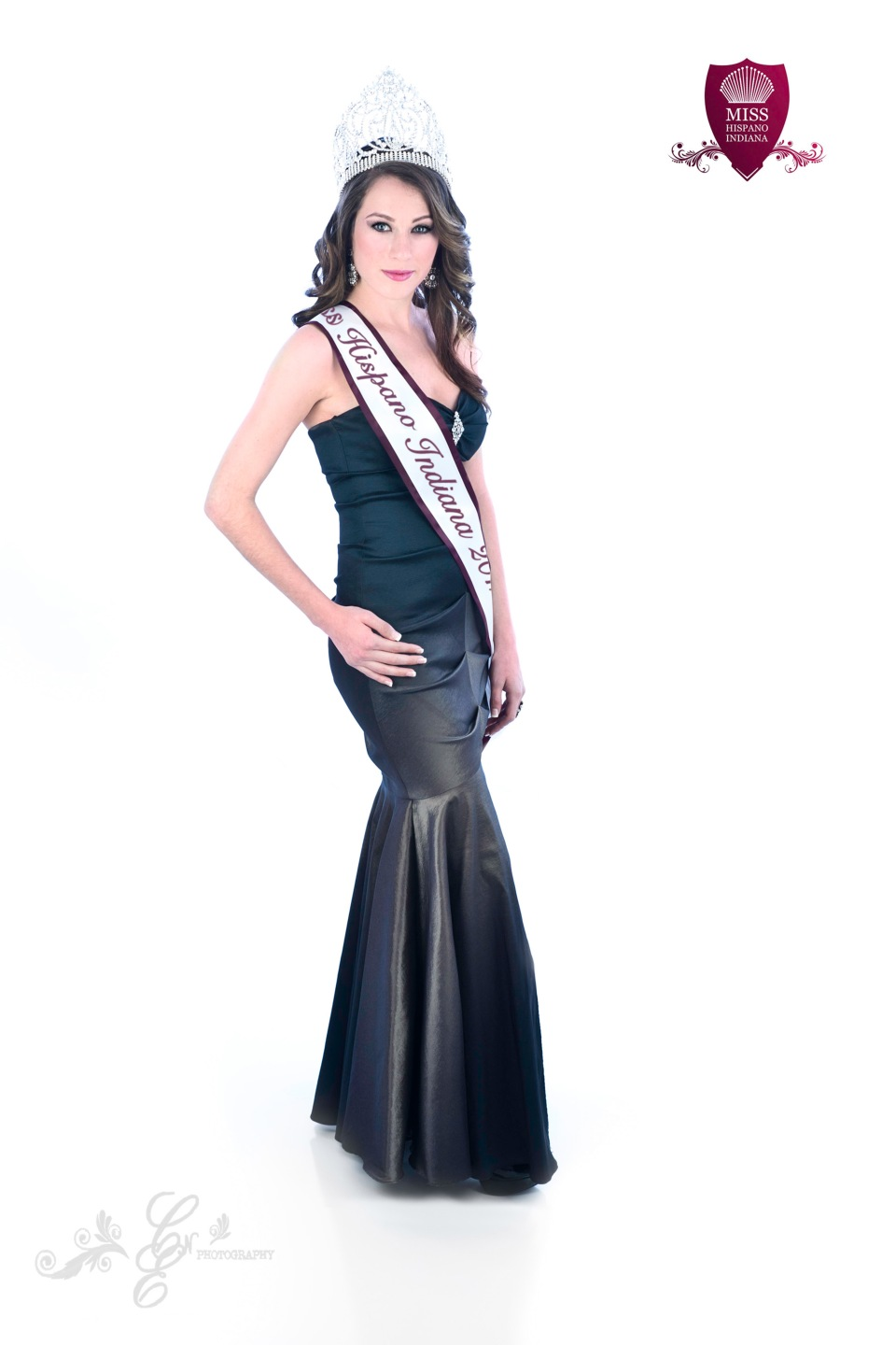 Marisol Romo Miss Hispano Indiana