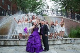 AB Quinceañera, Marriott Conrad, Downtown Indianapolis