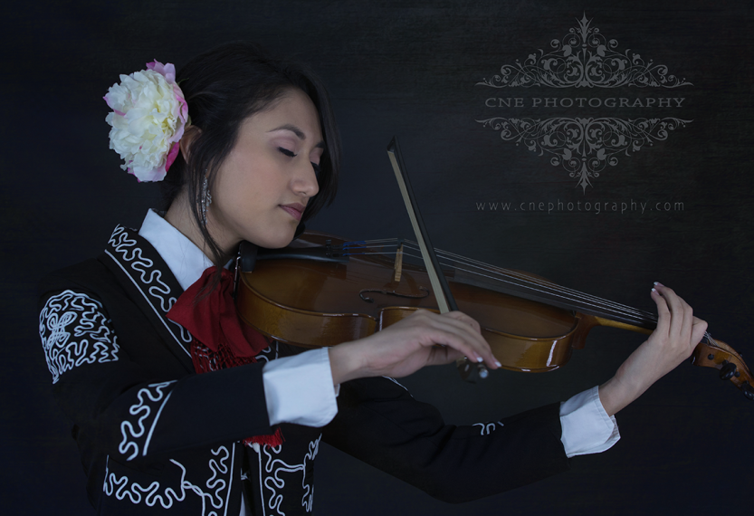 GA Quinceañera Mariachi ~ Portrait Couture Photography session  ~ CNE Photography Foto y video para tus Quince