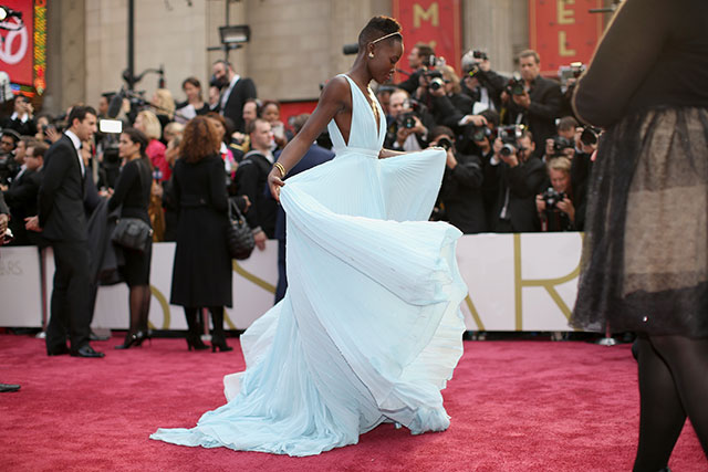 """No matter where you're from, your dreams are valid"" Lupita Nyong'o"