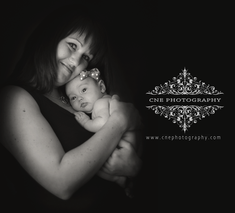 Mother's Day Baby Photo Session
