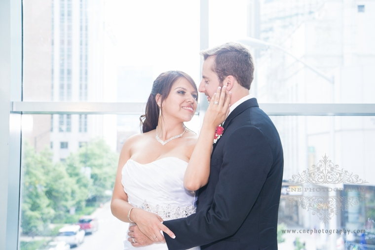 Conrad Marriott Indianapolis, Althoff's Wedding, CNE photography, Francesca + Benjamin, Boda Indianapolis