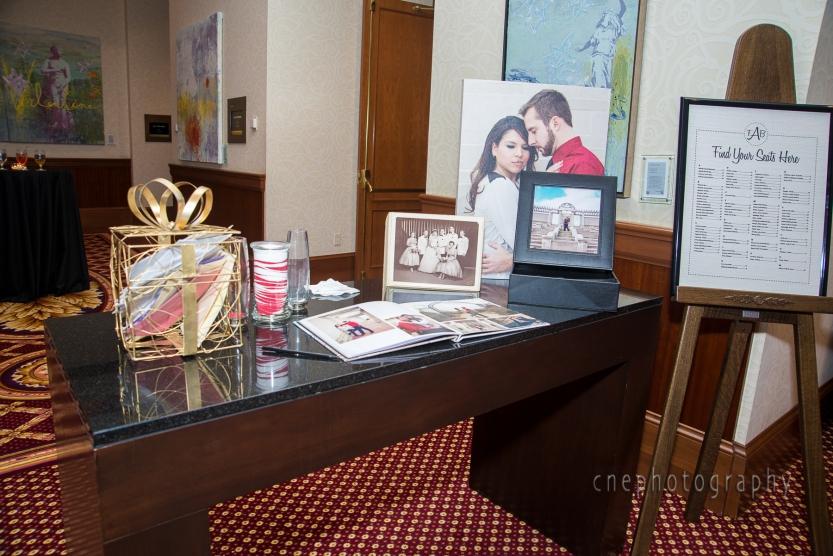 Conrad Marriott Indianapolis, Althoff's Wedding, CNE photography, Francesca & Benjamin,