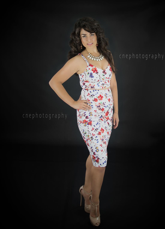 Miss Indiana Latina Eunice Cancino