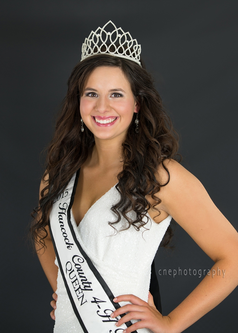Miss Hancock County 2015 - Shelby Wright - Pageant Photoshoot