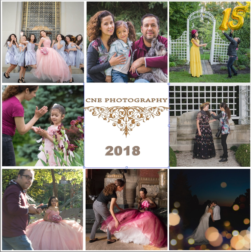 Quinceañeras Weddings Photographer Indianapolis  by CNE Photography